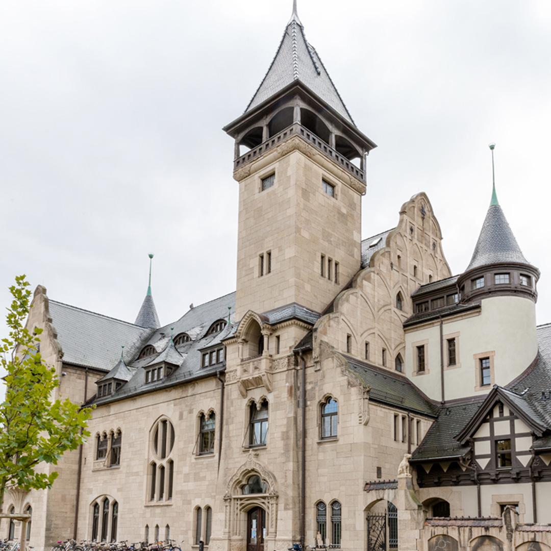 Burg Giebichenstein Kunsthoch- schule Halle