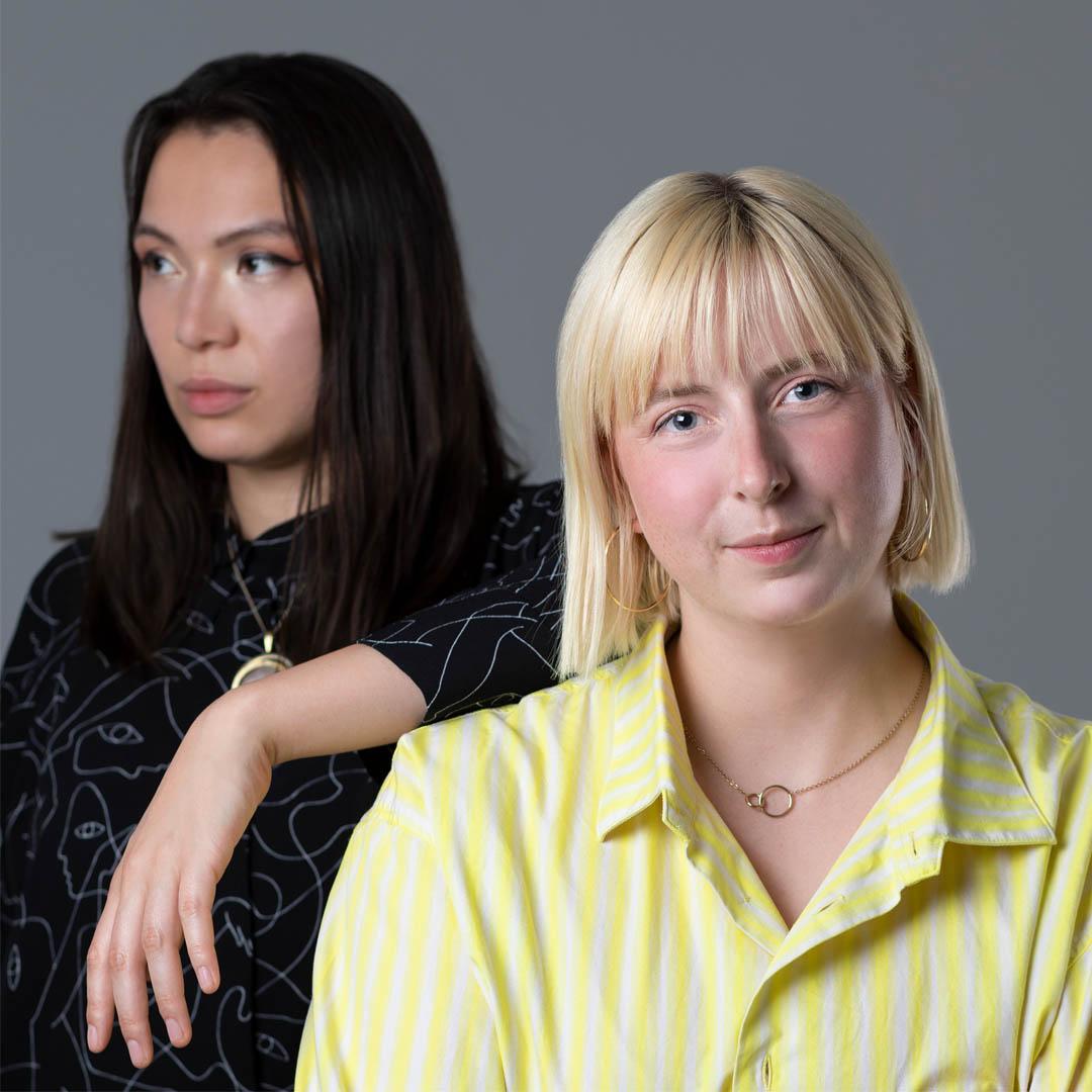 Michèle Lemper & Marie Lucie Kuehl